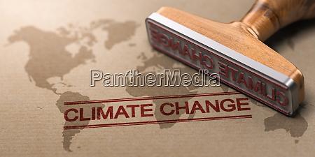 globaler klimawandel umweltkonzept