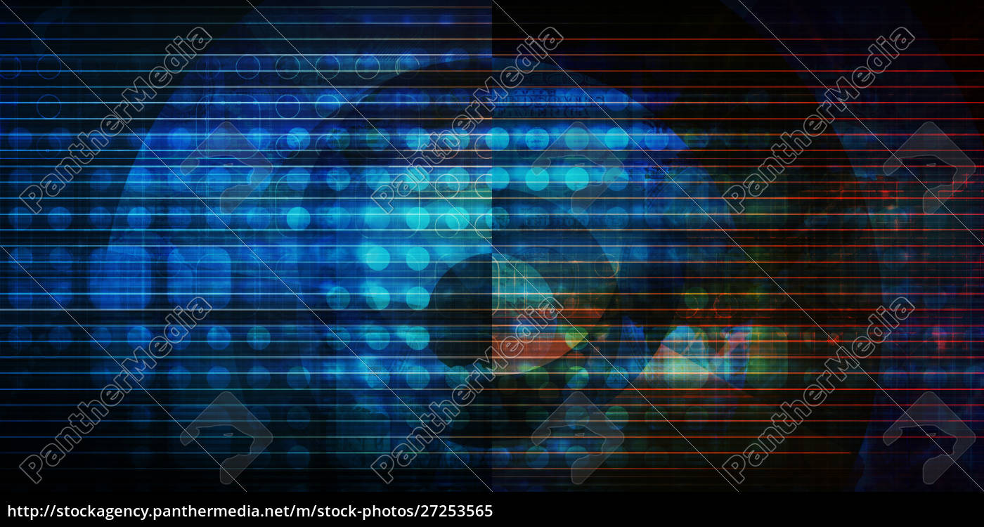 technologie, abstract - 27253565