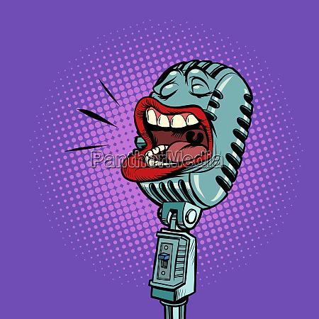 mikrofon radio konzert podcast musikshow