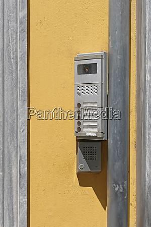 intercom kamera