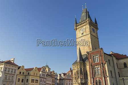 the old town hall seen from