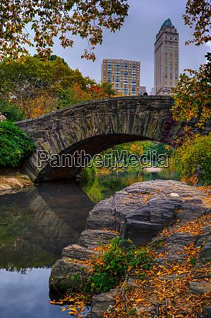central park new york city vereinigte