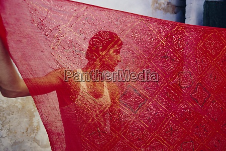 krawattenfaerberei bhuj stadt kutch district gujarat