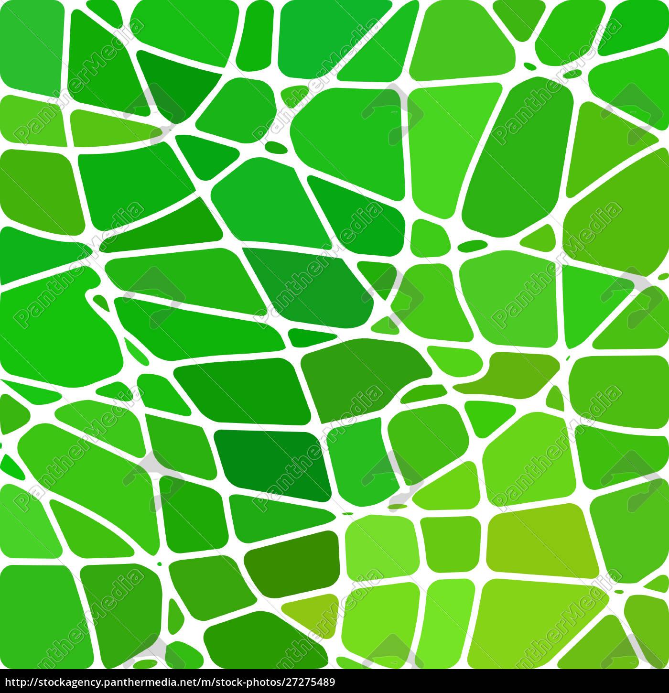 abstrakter, mosaikhintergrund, aus, buntglas - 27275489