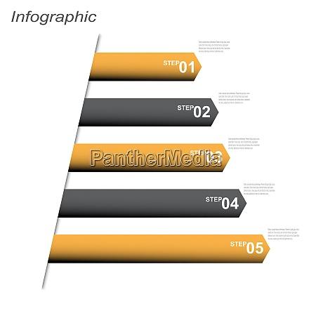 info grafik design vorlage idee ranking