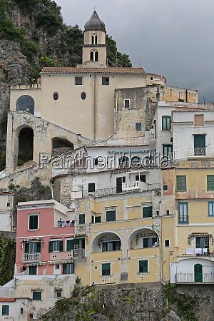 houses in amalfi