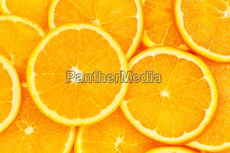 oranges citrus fruits orange slices collection