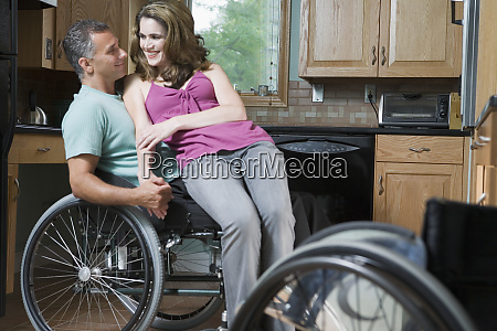 mid adult woman sitting on the