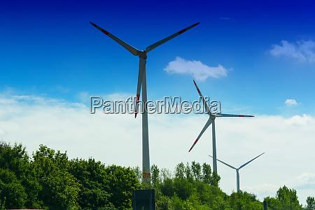windkraftanlagen fuer erneuerbare energien