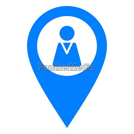 figur und position pin