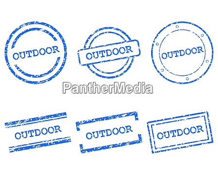 outdoor stamps