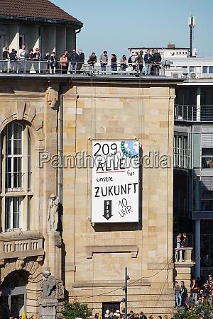 fridays for future demo in freiburg