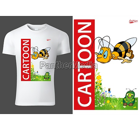 child t shirt design with flying