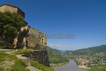 jvari monastery monastery of the cross