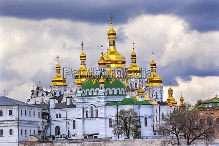 uspenskiy cathedral holy assumption pechersk lavra
