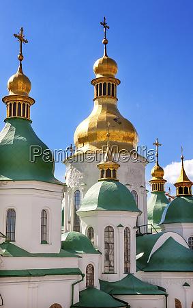 saint sofia cathedral sofiyskaya square kiev
