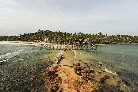 sri lanka mirissa white sand paradise