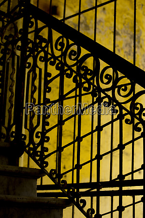 cuba havana railing and ironwork in