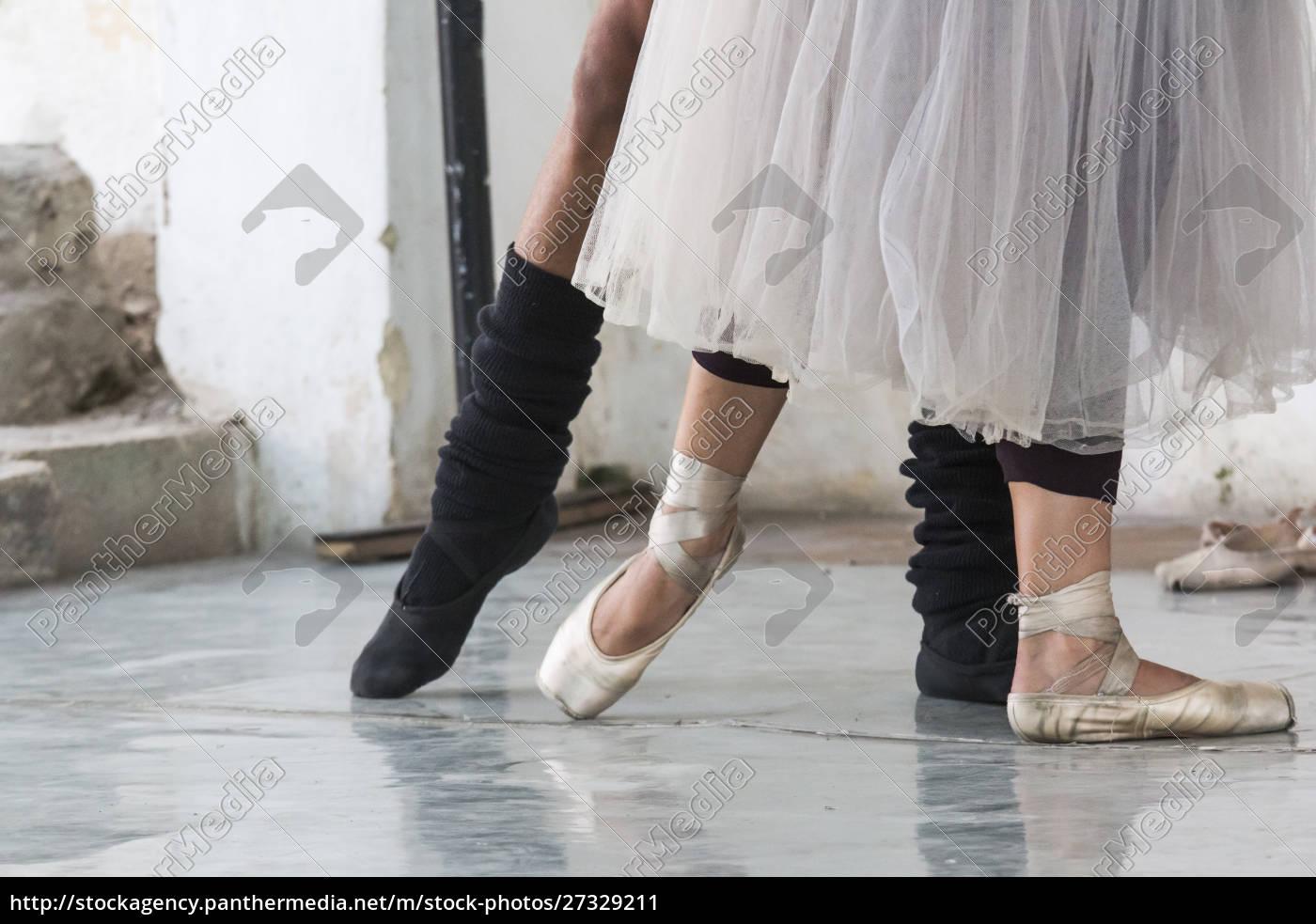 kuba, havanna., centro, pro, danza, 1988, von, laura - 27329211