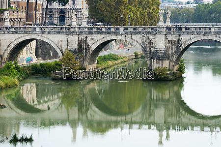 ponte sant angelo unesco world heritage