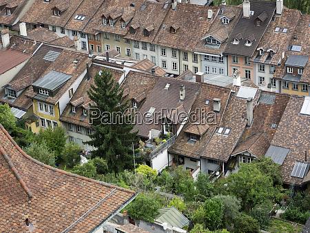 switzerland bern canton thun view of