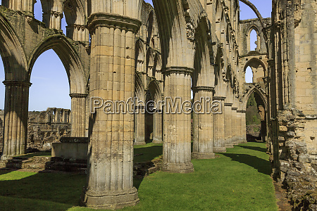 england north yorkshire rievaulx 13th century