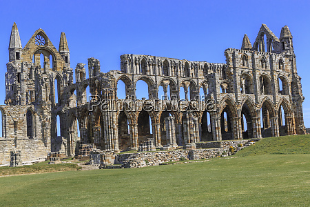 england north yorkshire whitby north sea
