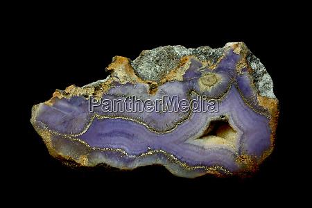 purple sagenite agate quartzsite az