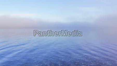 usa washington state seabeck morning fog