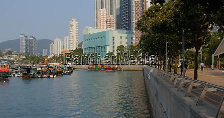 aberdeen hongkong 12 mai 2019 hafenhafen