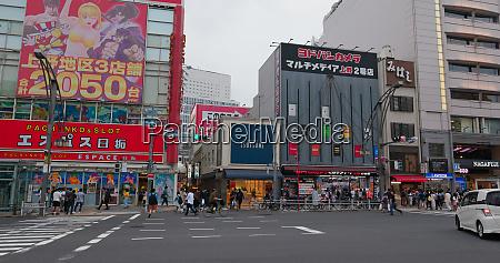 tokyo japan 25 june 2019 ueno