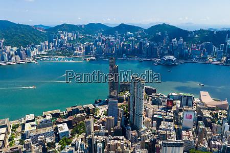 hongkong 10 september 2019 stadt hongkong