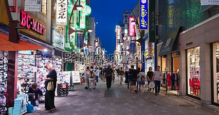 tokio, japan, 24, juni, 2019:, ueno, bezirk - 27352726