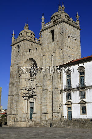 the porto cathedral cathedral of the