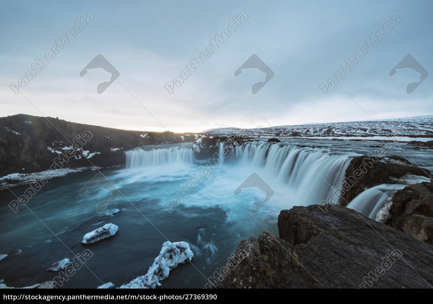 iceland, , godafoss, waterfall - 27369390