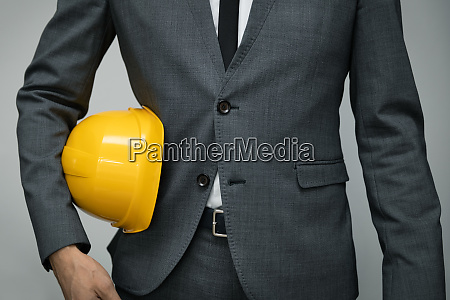 safety at work or construction business