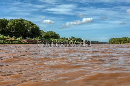 omo river AEthiopien afrika wildnis