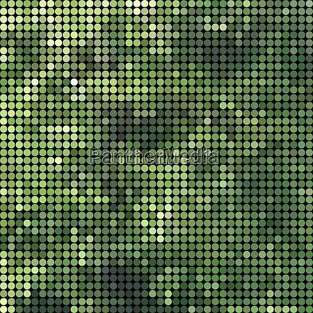 abstrakt farbige runde punkte hintergrund