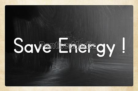 energiesparen energiekonzept