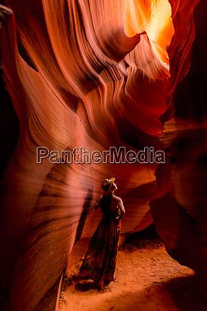 antelope canyon arizona united states of