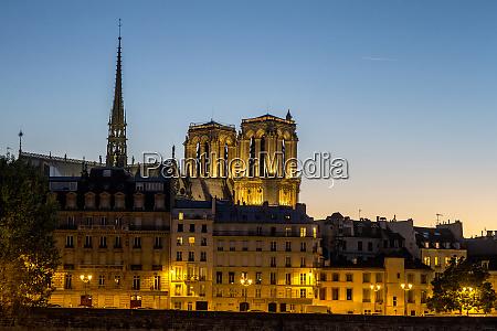 paris by night paris france europe