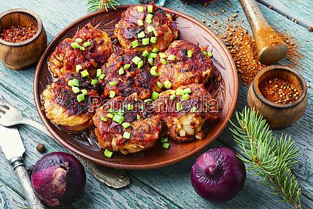 diaetetische gemueseschnitzel