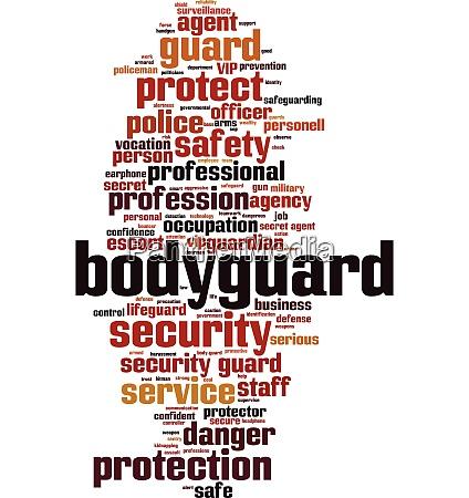 bodyguard wort wolke
