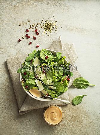 salad healthy meal