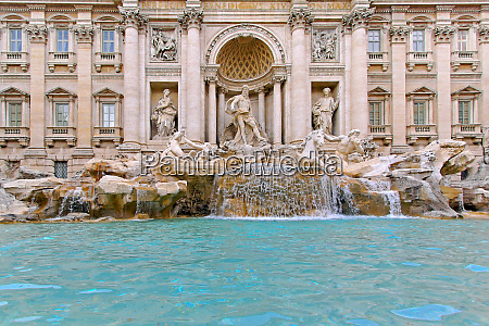 fountain trevi rome