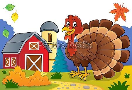 turkey bird theme image 3