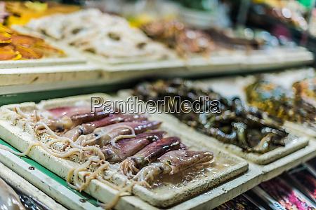 traditionelle vietnamesische street food in da