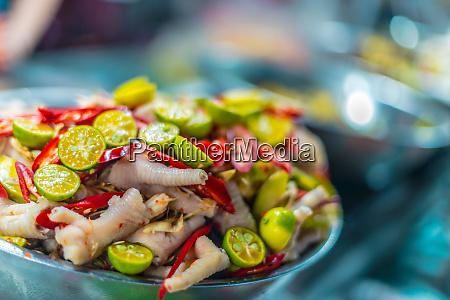 traditionelle, vietnamesische, street, food, in, da - 27420174