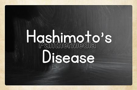 hashimoto krankheit