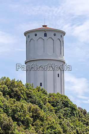 water tower trieste